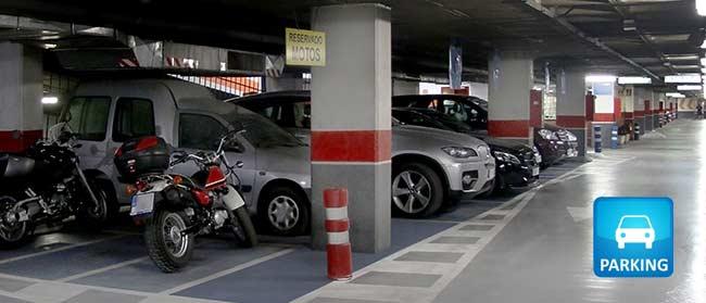 Oferta Parking