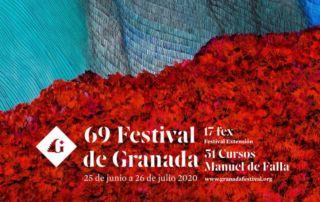 Guía completa con todos los espectáculos y actividades del 69 Festival de Granada 2020