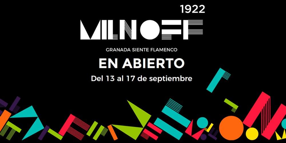 Arranca el Festival Milnoff inundando Granada de flamenco desde este domingo