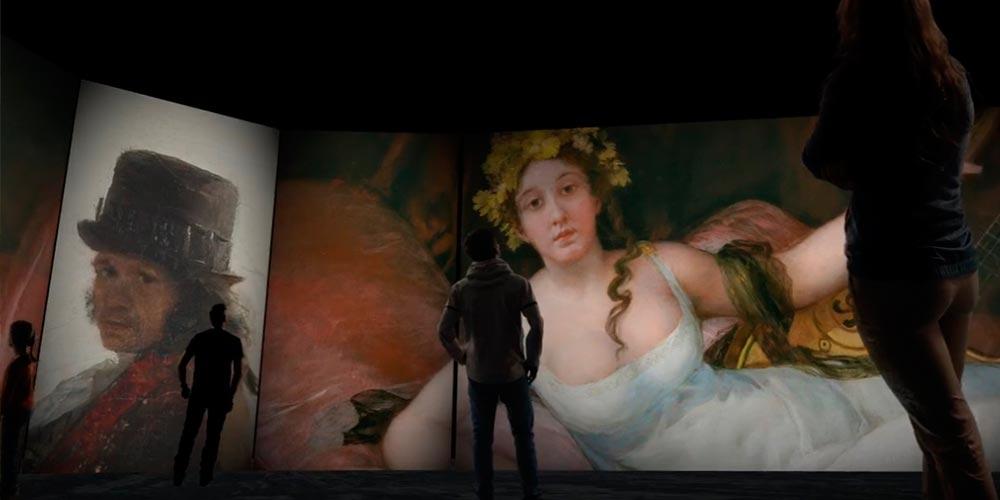 De Granada a Nueva York en el 275 aniversario del nacimiento de Goya